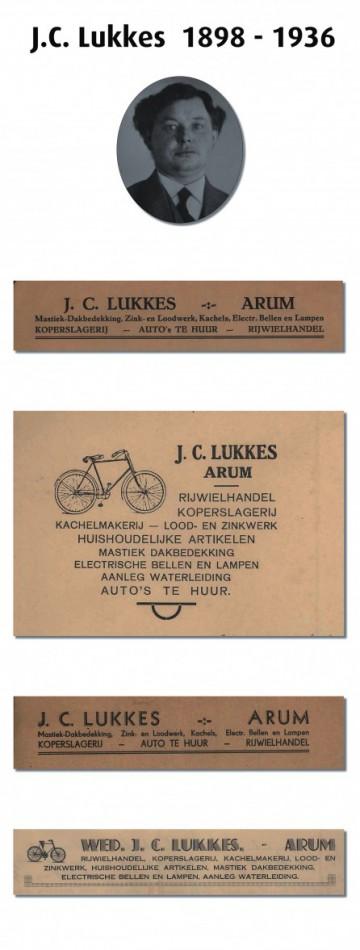J.LUKKES 1898-1938