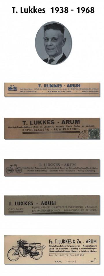 T.LUKKES 1938-1968