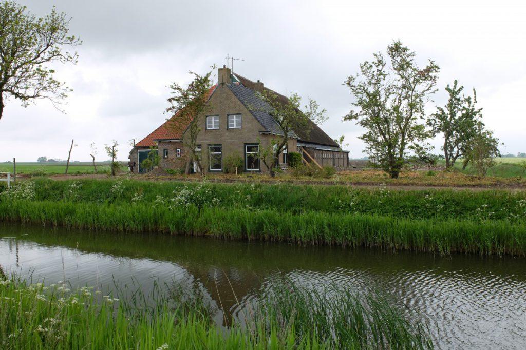 Woonboerderij Oude Bildtzijl1